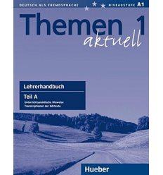 Книга для учителя Themen Aktuell 1 Lehrerhandbuch Teil A ISBN 9783190416905