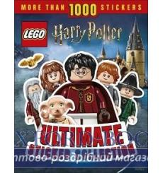 Ultimate Sticker Collection: LEGO Harry Potter купить Киев Украина