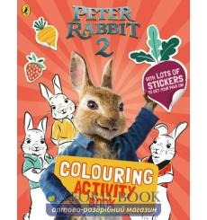 Peter Rabbit 2 Colouring Sticker Activity купить Киев Украина