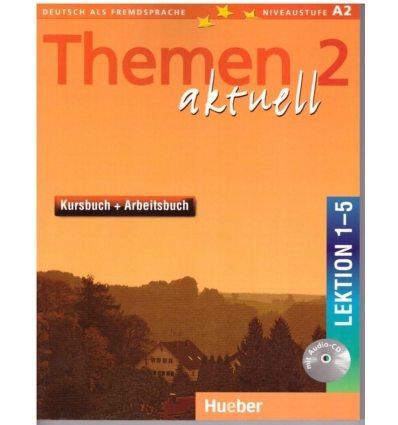 Themen aktuell 2Kursbuch + Arbeitsbuch, Lektion 1-5