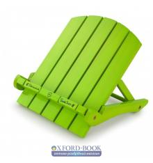 Книга Adirondack Bookchair Green ISBN 5060213015227