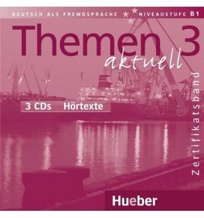 Themen aktuell 3 CDs, Zertifikatsband (3)