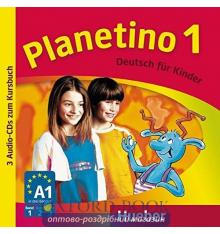Planetino 1 Audio CDs (3) ISBN 9783193315779