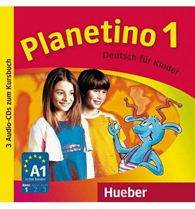 Planetino 1 CDs (3)