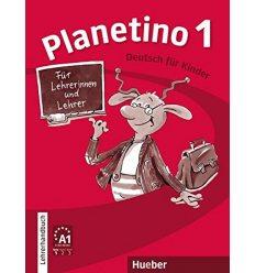 Книга для учителя Planetino 1 Lehrerhandbuch ISBN 9783193215772