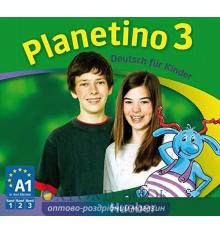 Planetino 3 Audio CDs (3) ISBN 9783193315793