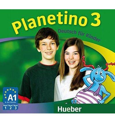 Planetino 3 CDs (3)