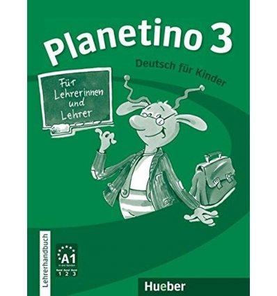 Planetino 3 Lehrerhandbuch