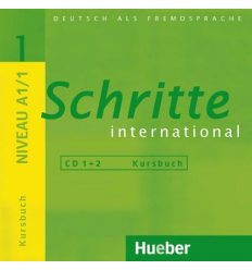 Schritte International 1 (A1/1) CDs ISBN 9783190418510