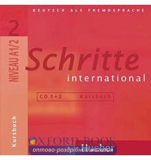 Schritte International 2 (A1/2) CDs ISBN 9783190418527