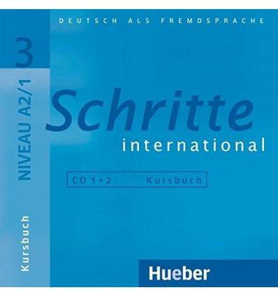 Schritte international 3 CDs zum Kursbuch (2)