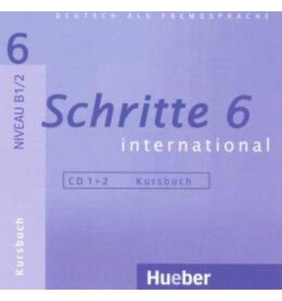Schritte international 6 CDs zum Kursbuch (2)
