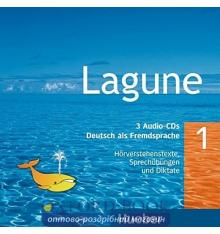 Lagune 1 Audio CDs (3) ISBN 9783190216246
