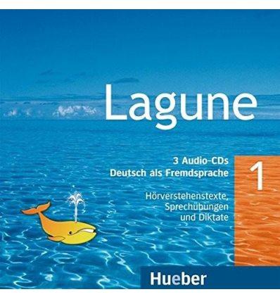 Lagune 1 Audio CDs (3)