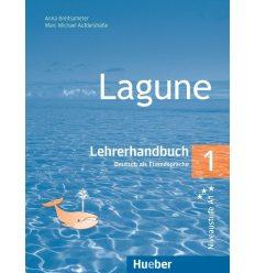 Книга для учителя Lagune 1 Lehrerhandbuch ISBN 9783190316243
