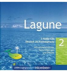 Lagune 2 Audio CDs (3) ISBN 9783190216253