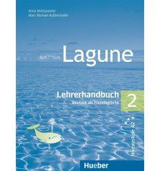Книга для учителя Lagune 2 Lehrerhandbuch ISBN 9783190316250