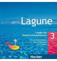 Lagune 3 AudioCDs ISBN 9783190216260