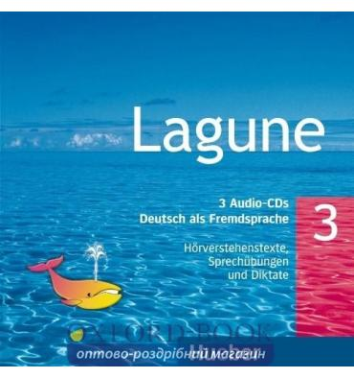 Lagune 3 Audio CDs (3)