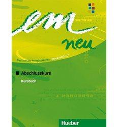 Учебник em neu 2008 Abschlusskurs Kursbuch ISBN 9783195016971