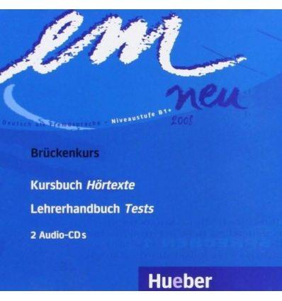 em neu 2008 Brückenkurs 2 CDs z. Kursbuch