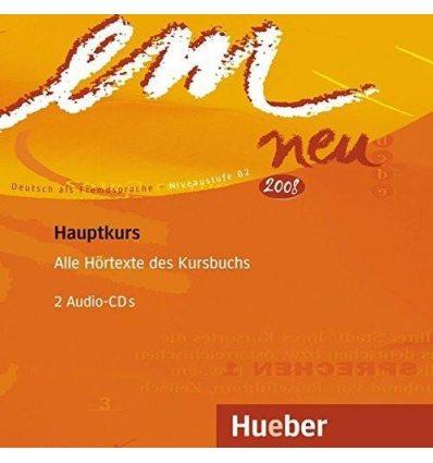 em neu 2008 Hauptkurs 2 CD z. Kursbuch