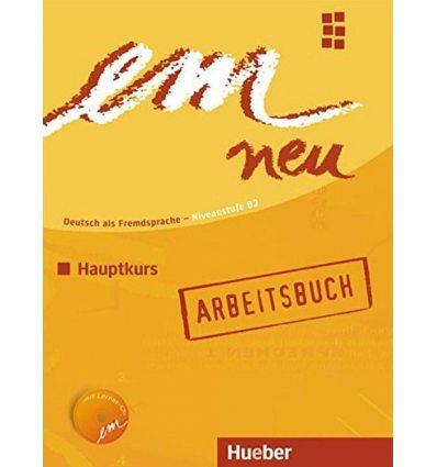 em neu 2008 Hauptkurs Arbeitsbuch + CD z. Arbeitsbuch