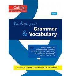 Книга Collins Ukrainian Study Dictionary Workbook ISBN 9780007937974