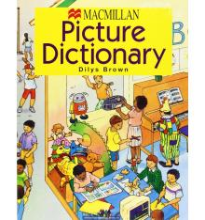 Книга Macmillan Picture Dictionary Paperback ISBN 9780333647912