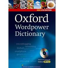 Oxford Wordpower Dict 4th ed+CD ISBN 9780194398237