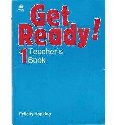 Get Ready 1 teachers book 9780194339179
