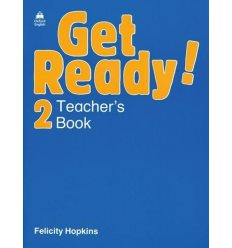 Книга для учителя Get Ready 2 teachers book ISBN 9780194339247