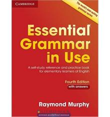 Грамматика Essential Grammar in Use 4th Edition Book with answers Murphy, P ISBN 9781107480551