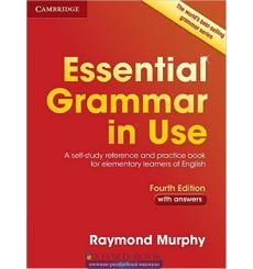 Essential Grammar in Use (Fourth edition) Elementary with Answers