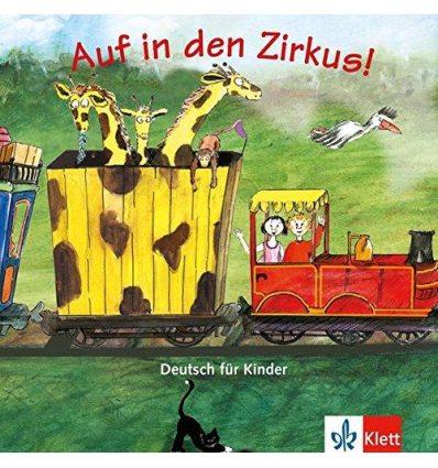Auf in den Zirkus! Audio-CD