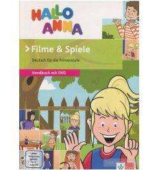 Hallo Anna Filme und Spiele Buch + DVD