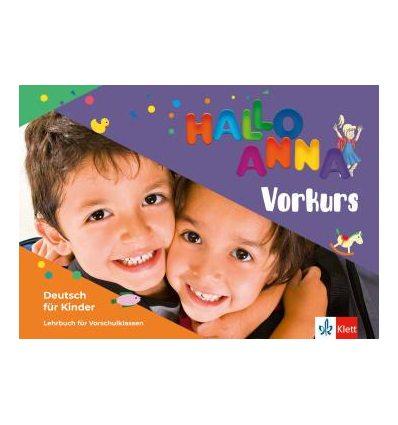Hallo Anna neu Vorkurs - Lehrbuch + 2 Audio CDs