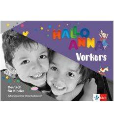 Hallo Anna neu Vorkurs - Arbeitsbuch
