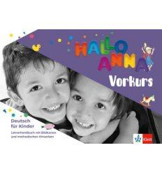 Hallo Anna neu Vorkurs - Lehrerhandbuch (Bildkarten Kopiervorlagen CD-Rom)