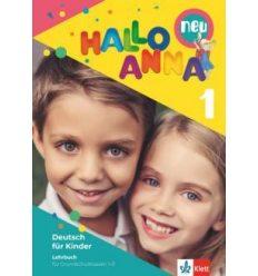 Hallo Anna neu 1 Lehrbuch + 2 Audio-CDs