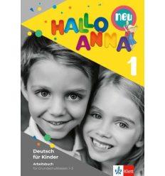 Hallo Anna neu 1 Arbeitsbuch