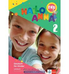 Hallo Anna neu 2 Lehrbuch + 2 Audio-CDs