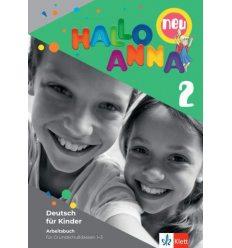 Hallo Anna neu 2 Arbeitsbuch