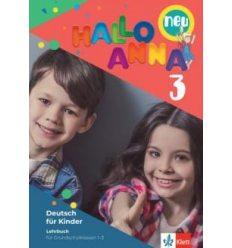 Hallo Anna 3 neu Lehrbuch+2 CDs