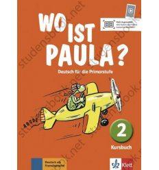 Wo ist Paula? Kursbuch 2