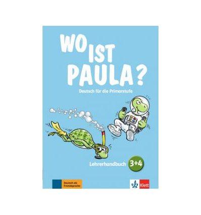 Wo ist Paula? LHB zu Band 3 + 4