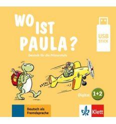 Wo ist Paula? USB 1+2