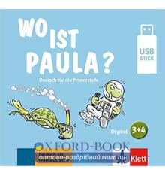 Wo ist Paula? USB 3+4