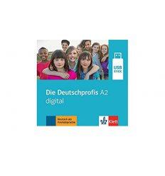Die Deutschprofis A2 digital auf USB