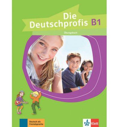 Die Deutschprofis B1 ubungsbuch